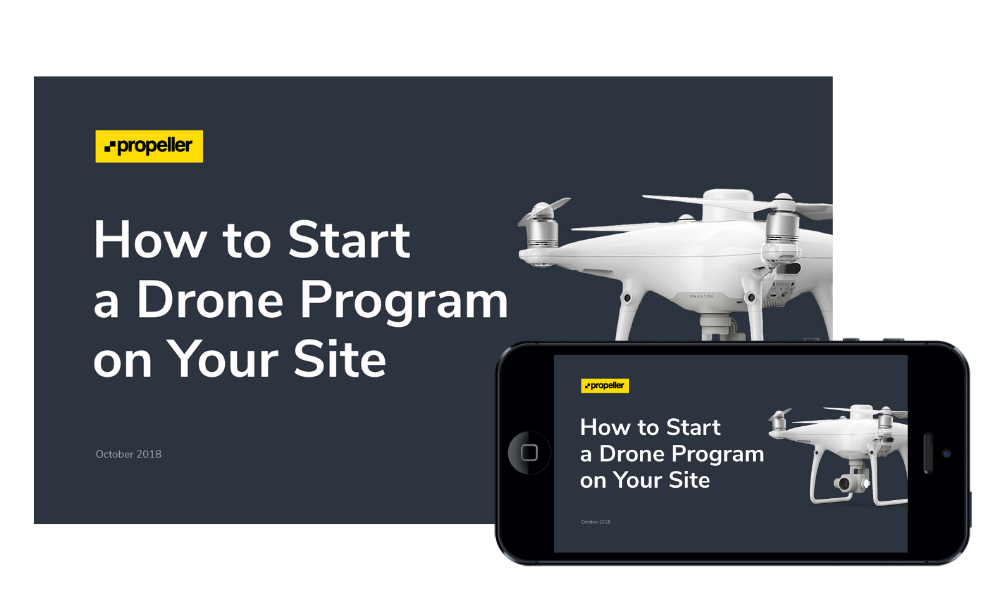 How to start a drone program guide '