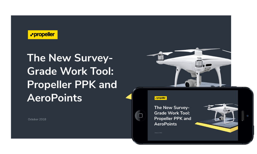 Survey Grade Tool Propeller PPK ebook
