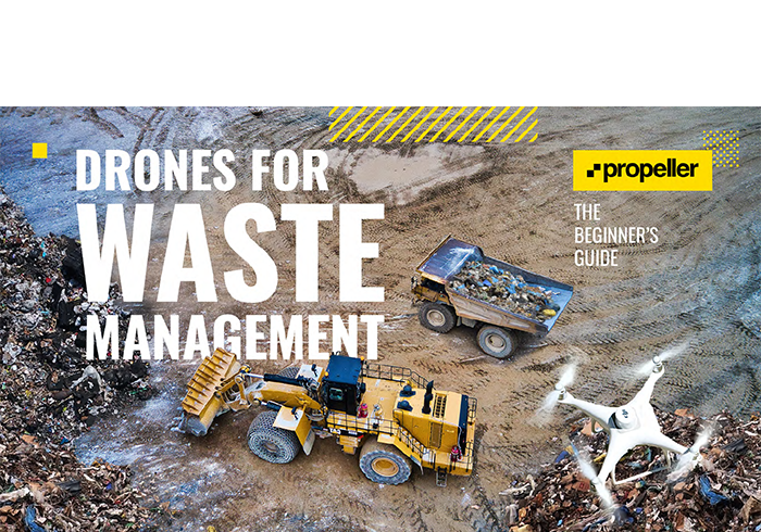 Drones-for-waste-management