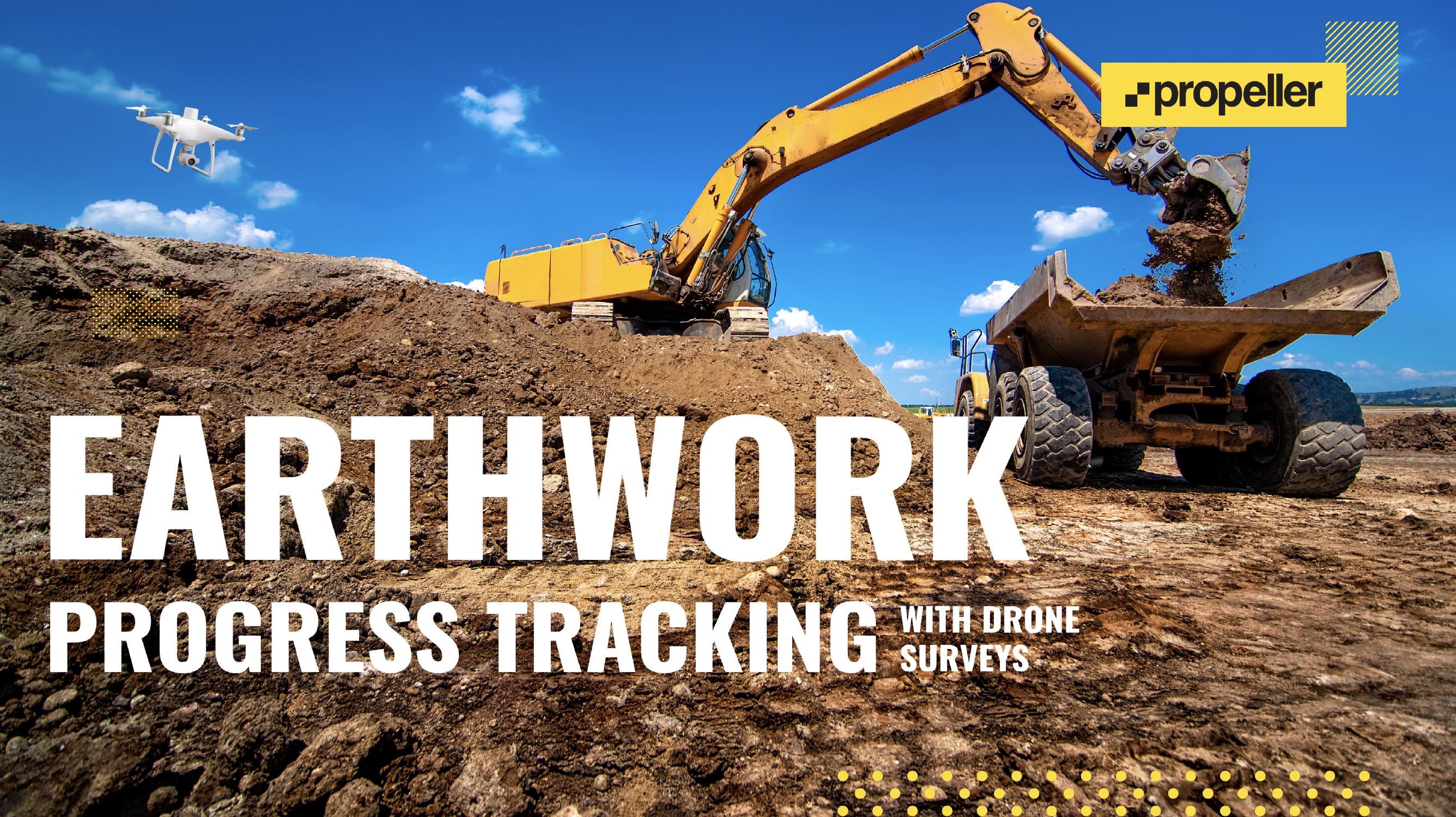 earthwork progress tracking eBook cover